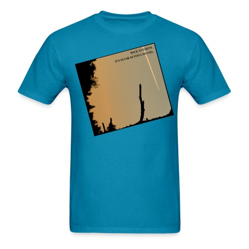 Back to Earth - Men's T-Shirt