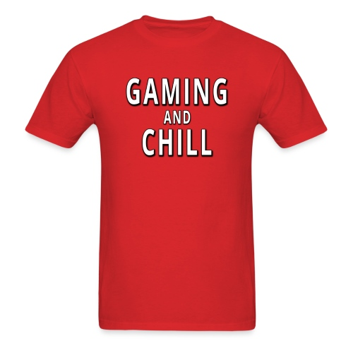Gaming and Chill - Men's T-Shirt