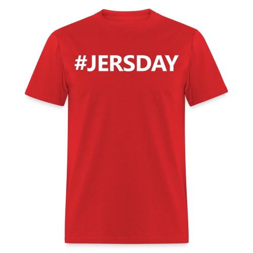#JERSDAY - Men's T-Shirt