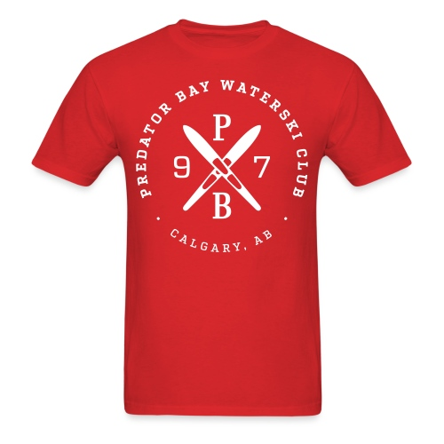 Predator Bay 97 - Men's T-Shirt
