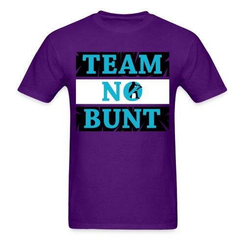 Team No Bunt - Men's T-Shirt