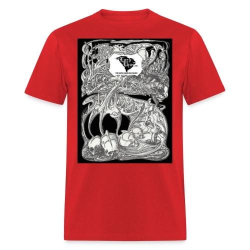 Skulls, Mushrooms, And Opium - Men's T-Shirt