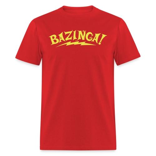 baxsinga 1 color - Men's T-Shirt