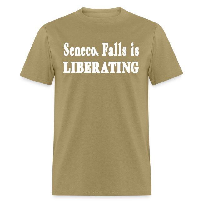New York Old School Seneca Falls is Liberating Shi