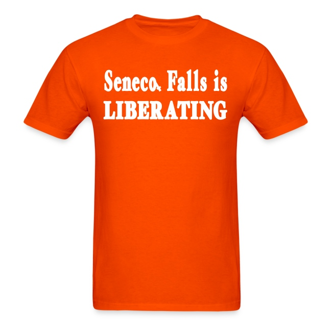 New York Old School Seneca Falls is Liberating Shi