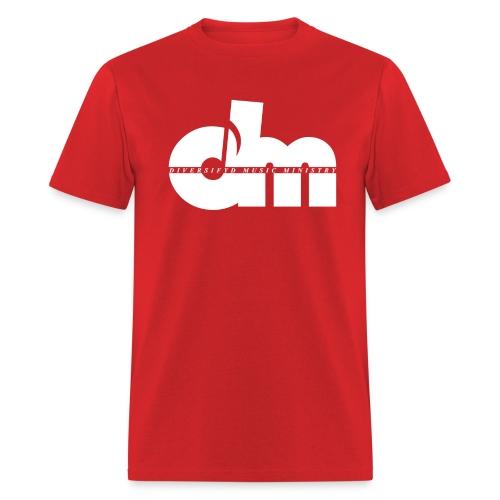 dm LOGO High RES WT PM - Men's T-Shirt