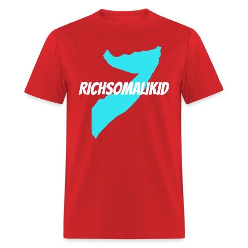 Richsomalikid Somali - Men's T-Shirt