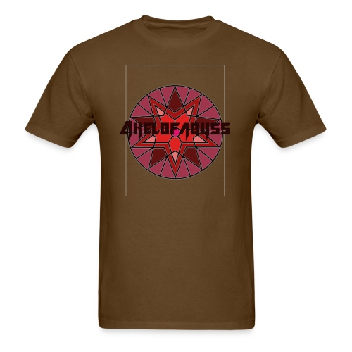 Axelofabyss shades of red - Men's T-Shirt