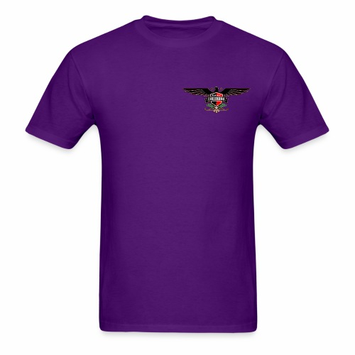 Dane Calloway American Thunderbird Logo - Men's T-Shirt