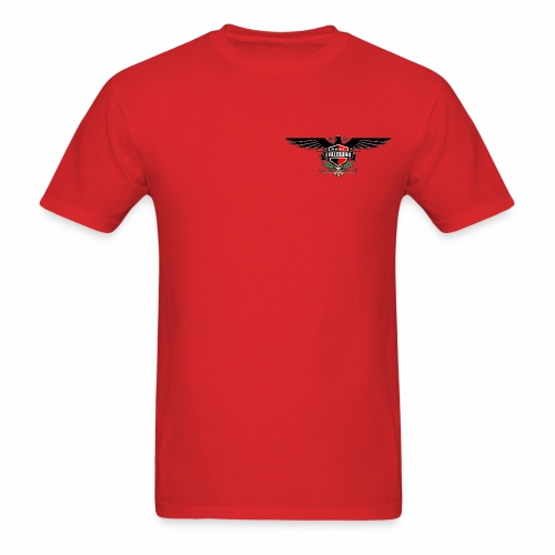 Dane Calloway American Thunderbird Logo - Men's T-Shirt