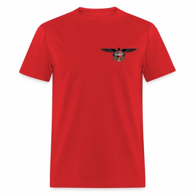 Dane Calloway American Thunderbird Logo
