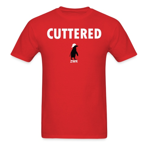 cutteredshirt - Men's T-Shirt