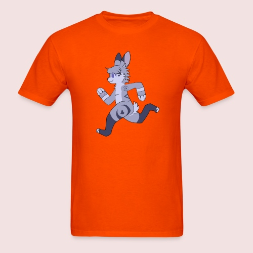 Breezy Bunny - Men's T-Shirt