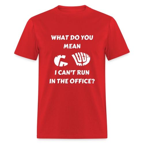 Office Running - Men's T-Shirt