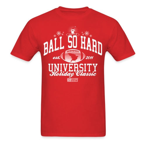BSHU Holiday Classic - Men's T-Shirt
