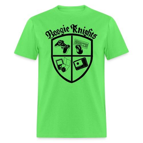 boogieknightswhite600 - Men's T-Shirt