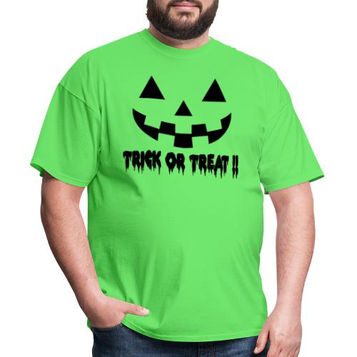 Trick or treat - Men's T-Shirt