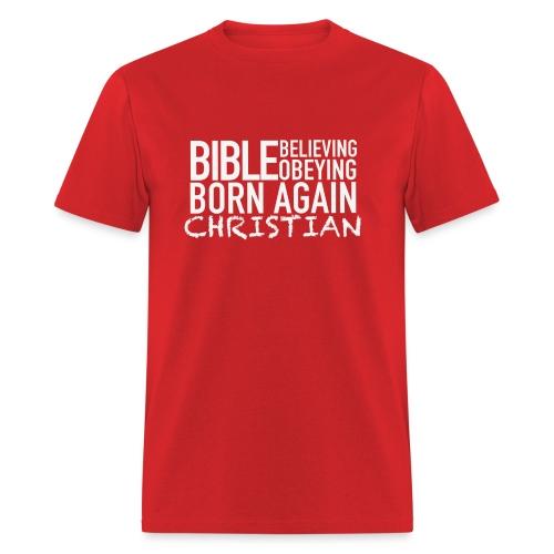 Born Again Line - Men's T-Shirt