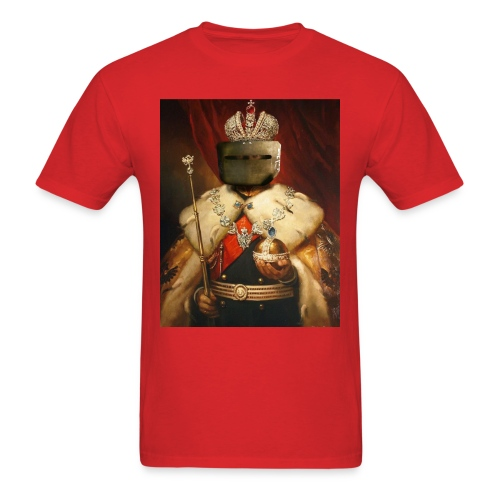 tachanka King - Men's T-Shirt
