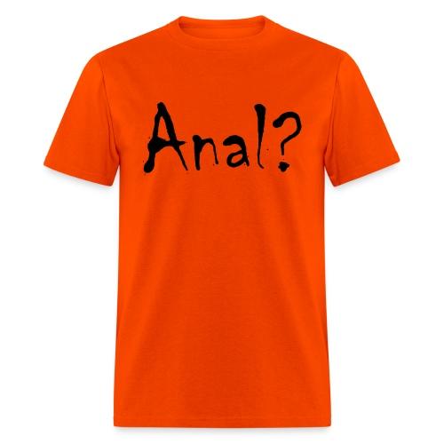 Anal - Men's T-Shirt