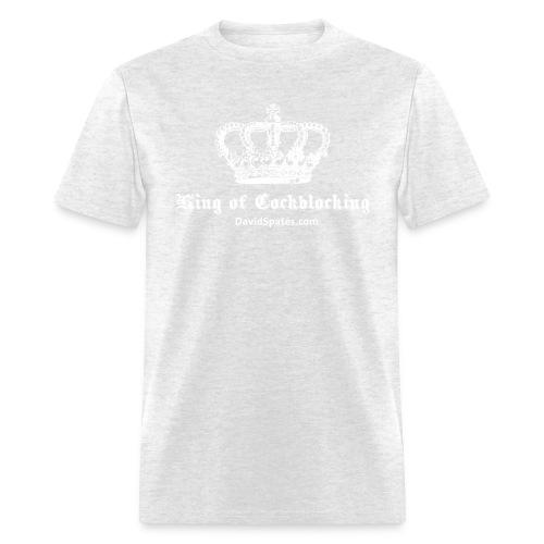 king white - Men's T-Shirt