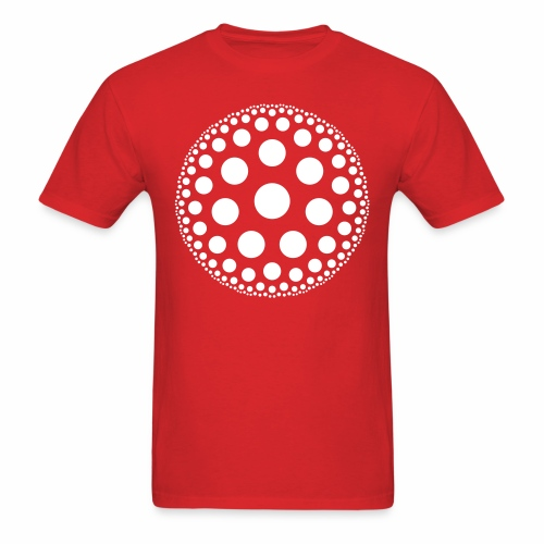 Hyperbolic Circles - Men's T-Shirt