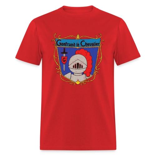 Gontrand le Colorié - T-shirt pour hommes