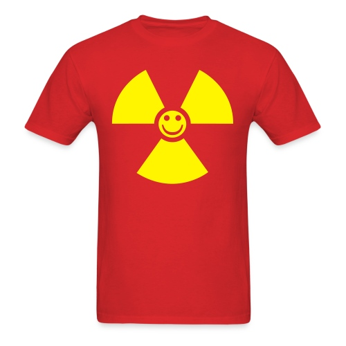 Nuclear happiness! - Men's T-Shirt