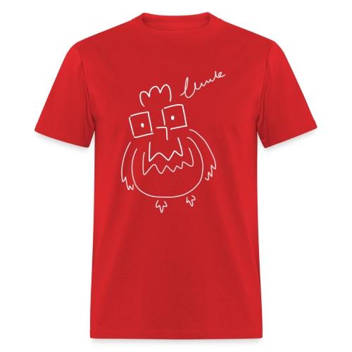 008 chicken - Men's T-Shirt