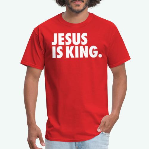 JESUS IS KING - Men's T-Shirt