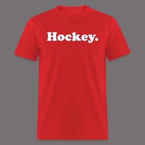 Hockey Period - Men's T-Shirt