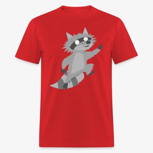 Raccoon - Men's T-Shirt