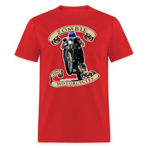 wheelie1 - Men's T-Shirt