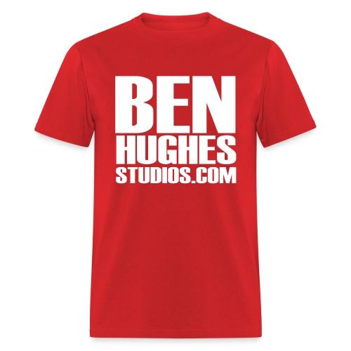 ben hughes studios shirt 1 - Men's T-Shirt