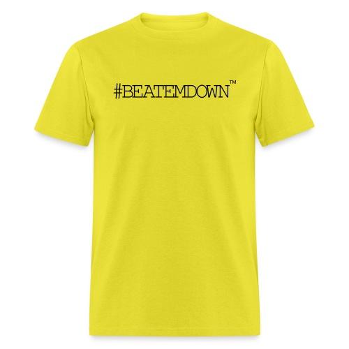 beatemdown - Men's T-Shirt