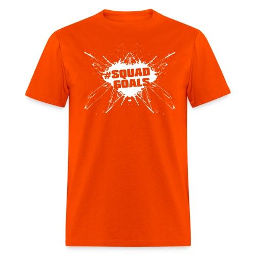 #squadgoalswht - Men's T-Shirt