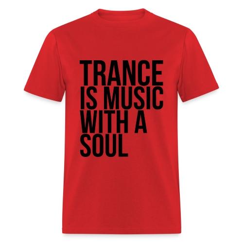 Trance soul - Men's T-Shirt