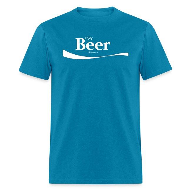 Enjoy Beer Women's Premium Long Sleeve T-Shirt