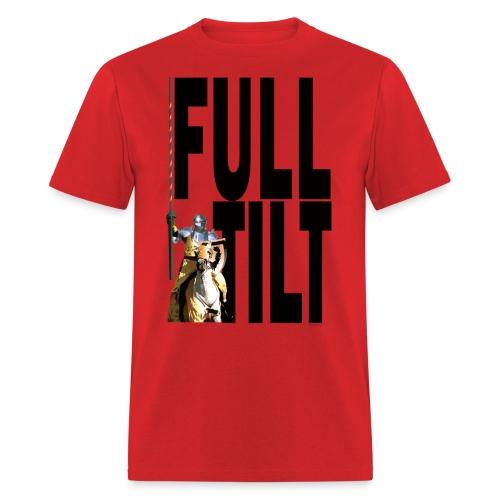 full_tilt_black_text - Men's T-Shirt