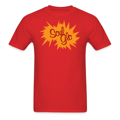 soul glo png - Men's T-Shirt