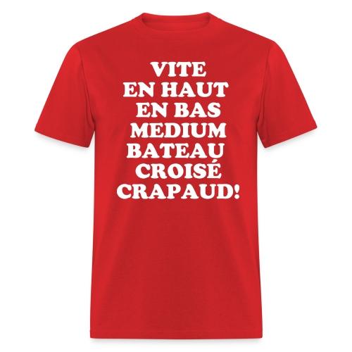 sautcorde - Men's T-Shirt