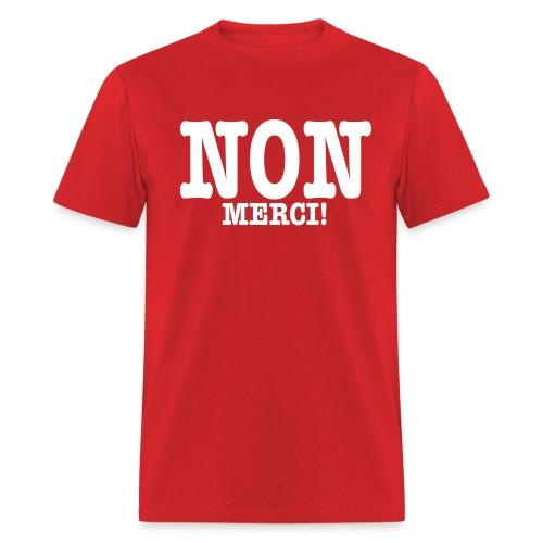 nonmerci2 - Men's T-Shirt