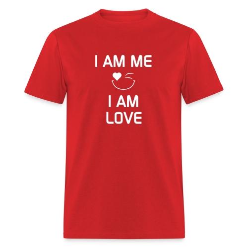 IAmMeIAmLove - Men's T-Shirt
