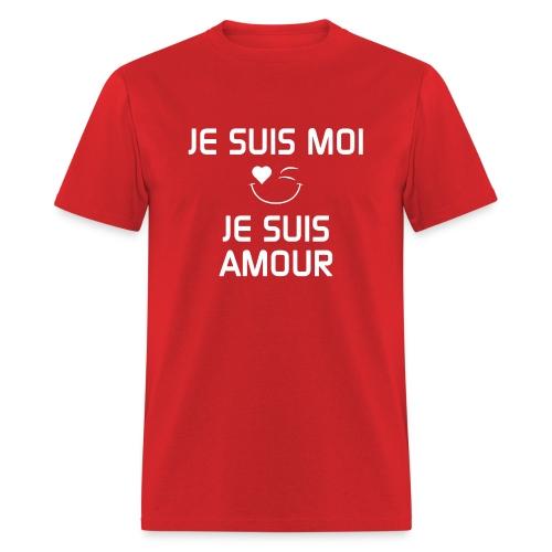 JeSuisMoiJeSuisAmour - Men's T-Shirt
