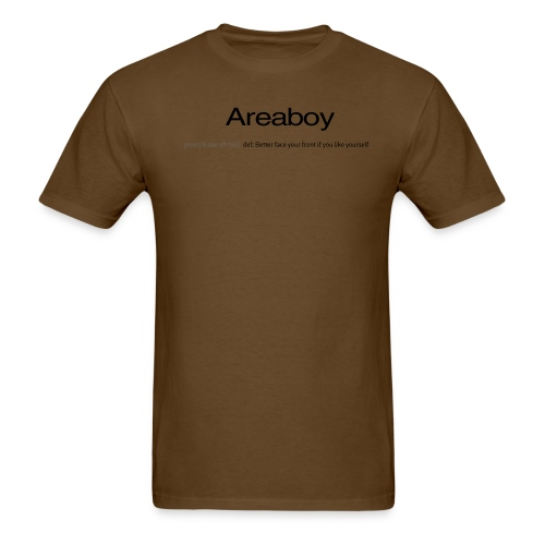 areaboy - Men's T-Shirt