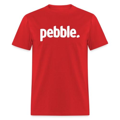 Pebble. V2 - Men's T-Shirt