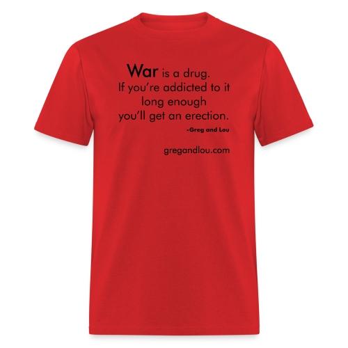 with url - Men's T-Shirt