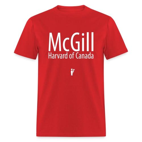 mcgill - Men's T-Shirt