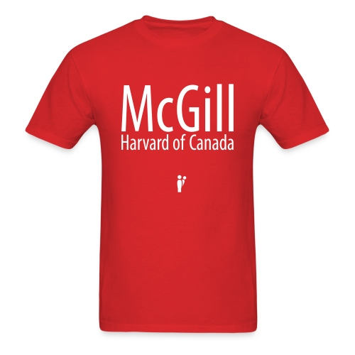 mcgill - Men's T-Shirt