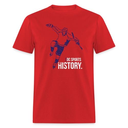 DC Sports History - Men's T-Shirt